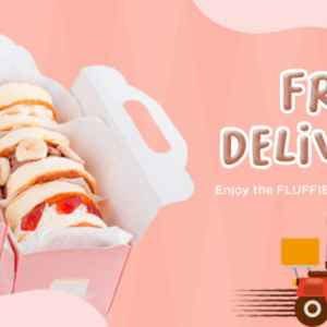 The Pancake Co. By DORE - Everplate Kelapa Gading (Free Delvery)