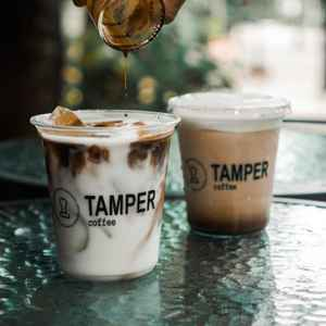 Tamper Coffee - BSD (Free Delivery)