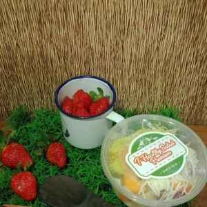 I-Healthy Salad Buah Premium & Soup Buah - Periuk (Free Delivery)