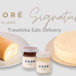 DORE By LeTAO - Everplate Klp Gading (Free Delivery)