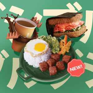 Burgushi - Wiyung (Free Delivery)