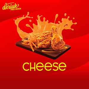 D'Kriuk Fried Chicken - Cililitan (Free Delivery)