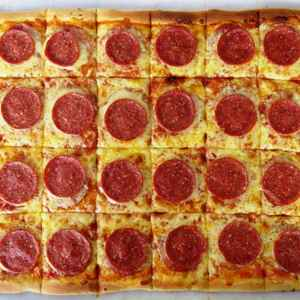 Henk's Pizza - Kemang (Free Delivery)