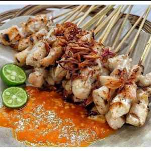 Sate Taichan Merapi - (Free Delivery)
