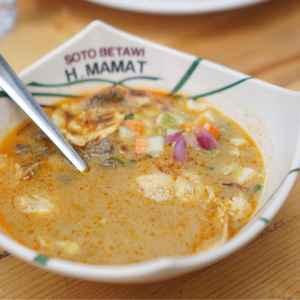Soto Betawi H. Mamat - Flavor Bliss