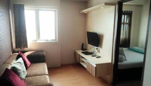 Apartemen The Suites Metro by Santoso