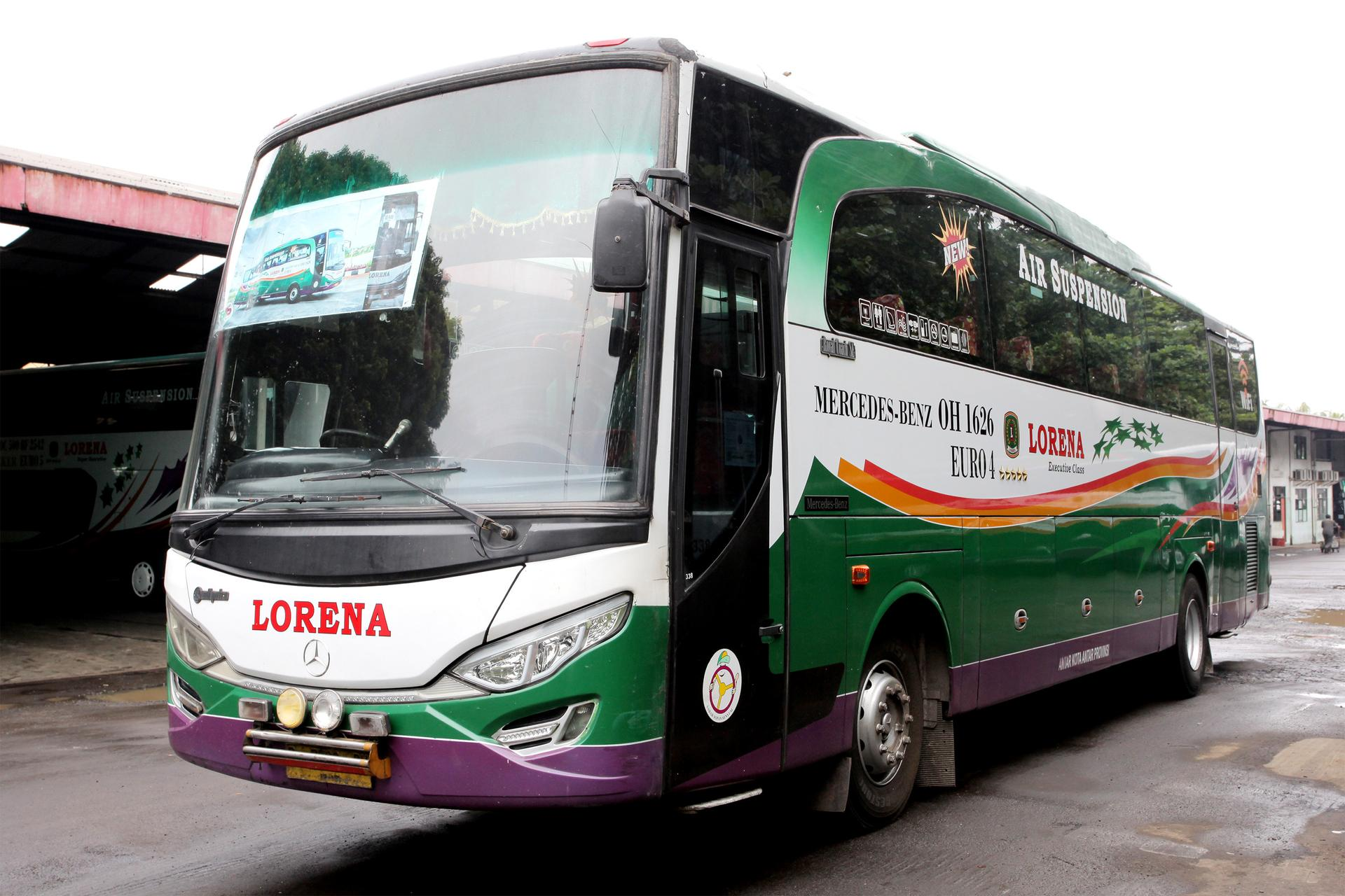 Lorena Book Lorena Bus Ticket At Traveloka