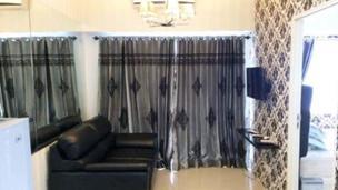 Two Bedroom Apartment at Supermall Tanglin Surabaya (Miracle)