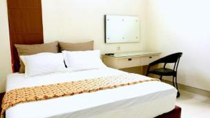 Clean Chic Room at Victory Homestay 1