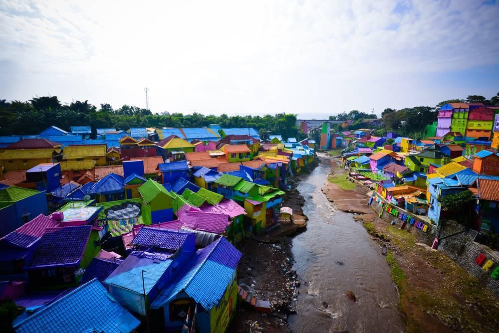 Kampung Warna Warni Banyuwangi