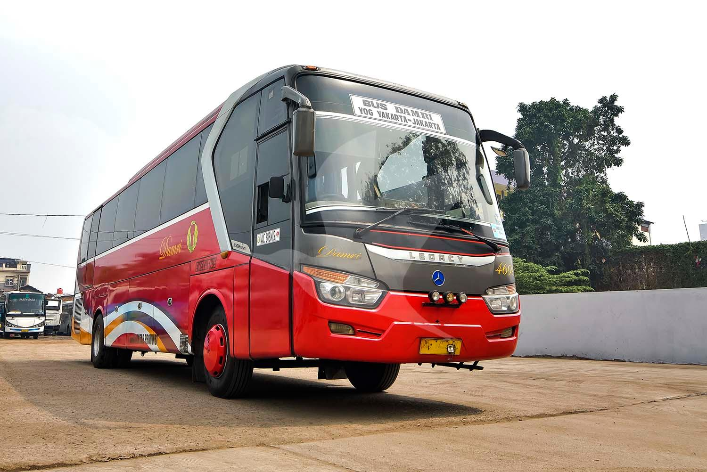 Damri Bus Schedule Route Ticket Price At Traveloka