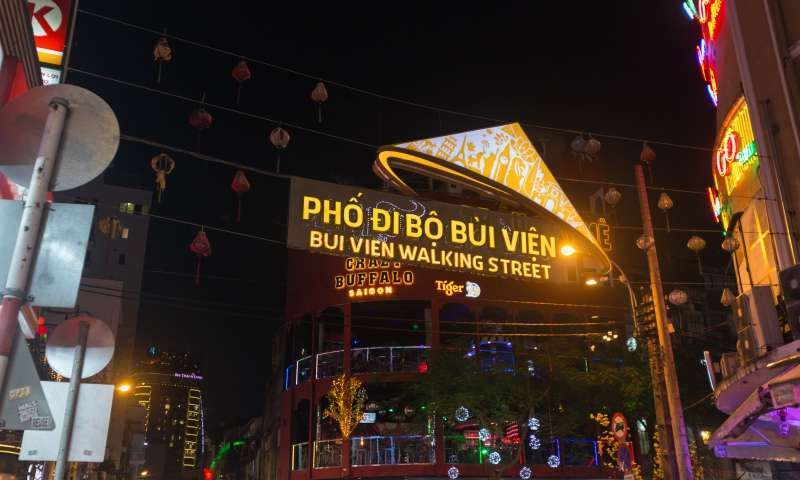 ho chi minh package - bui vien