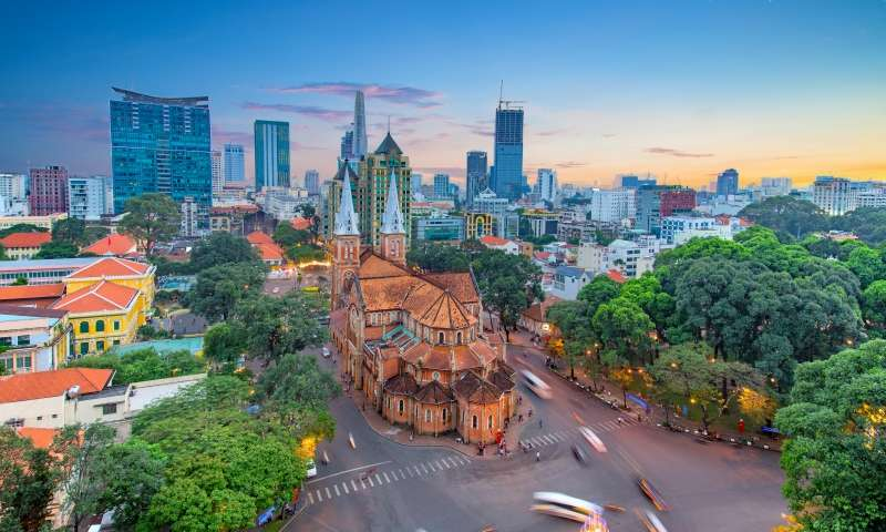 ho chi minh city package - Saigon Notre-Dame Cathedral