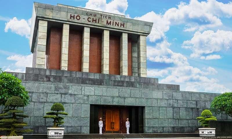 hanoi package - Ba Dinh Square – Ho Chi Minh Mausoleum