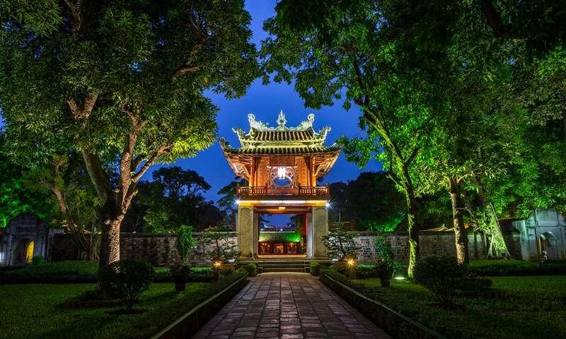 hanoi package - Temple of Literature