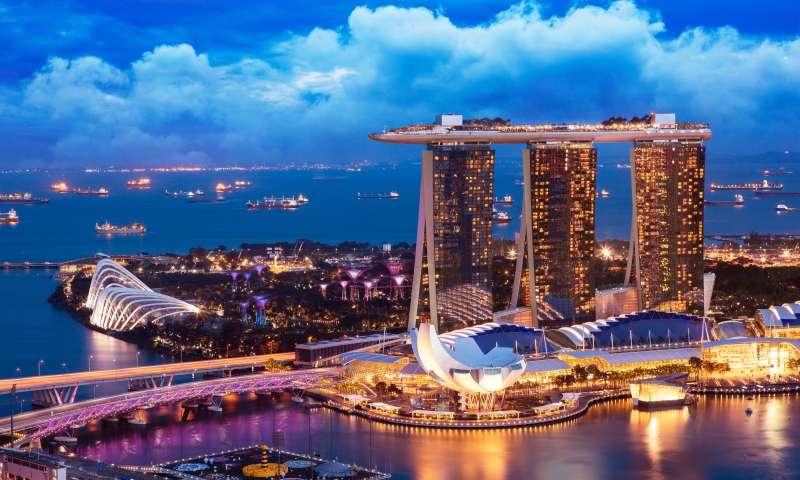 singapore package- marina bay
