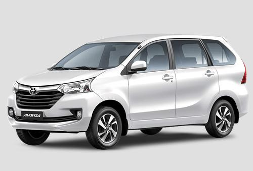 Traveloka Rental Mobil -  Avanza