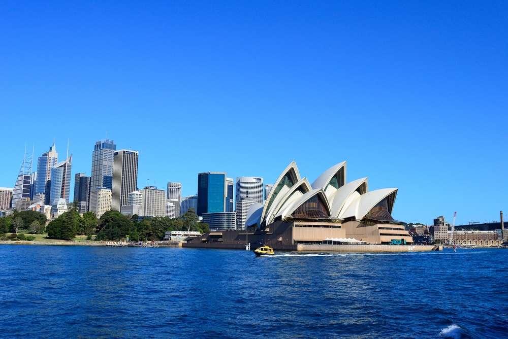 Nhà hát và cầu cảng Sydney