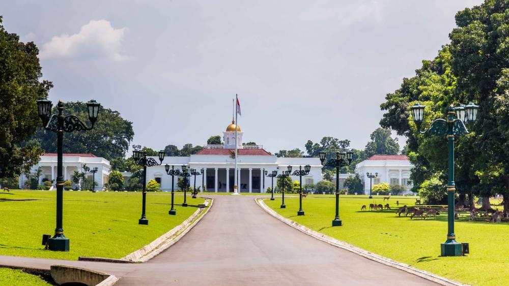 Istana Presiden Bogor