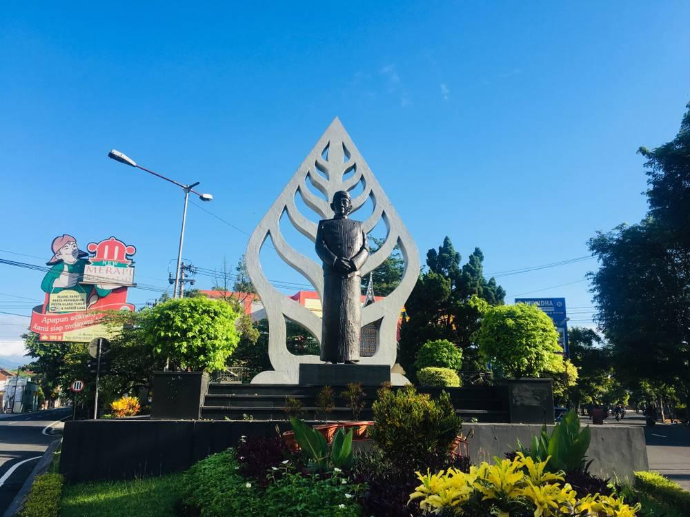 Patung Blangkon
