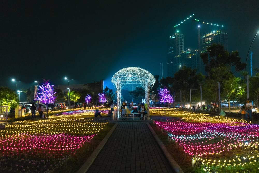 Taman Lampu AEON Mall
