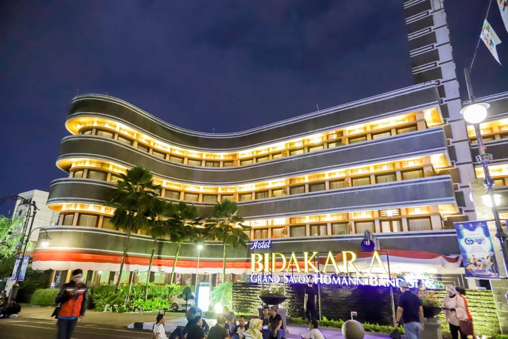 Hotel Bidakara Grand Savoy Homann