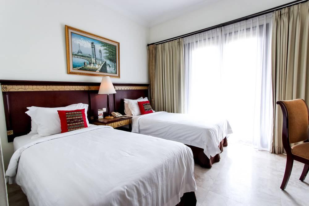 Kamar Hotel di Lampung