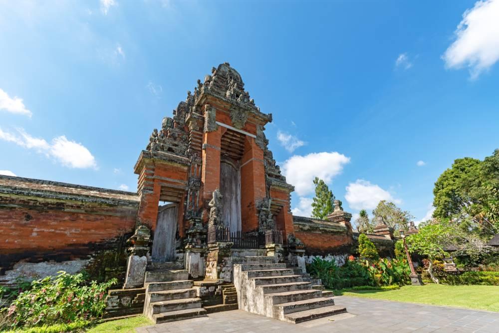 Taman Ayu Temple