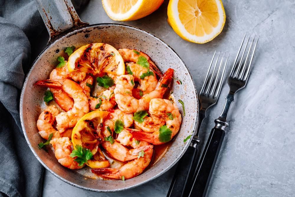 Udang dan Seafood