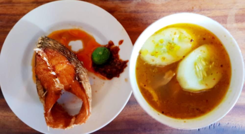 Sup Ikan Warung Mak Beng