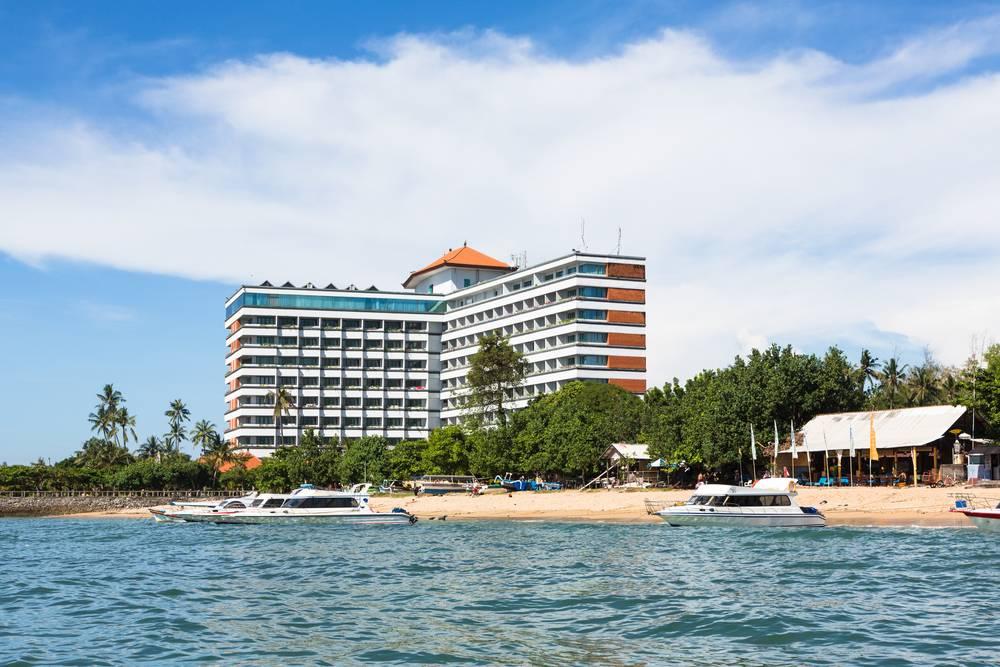 Hotel di Pantai Sanur