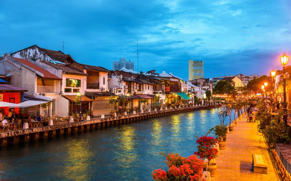 Old Town Melaka