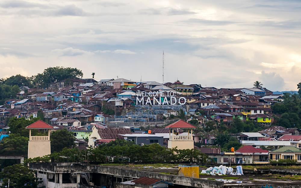 Welcome to Manado