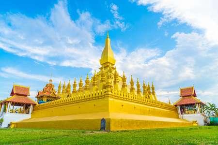 Pha That Luang (Thạt Luổng)