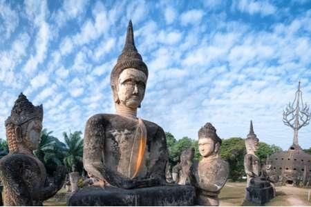 Vườn tượng Phật (Buddha Park)