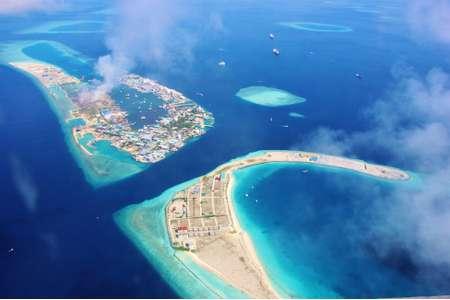 Ngắm toàn cảnh Maldives từ trên cao: