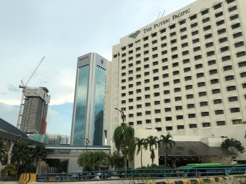 The Puteri pacific Hotel