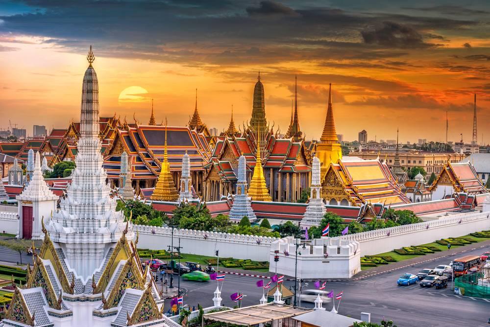 Grand Palace Wat Phra Keaw