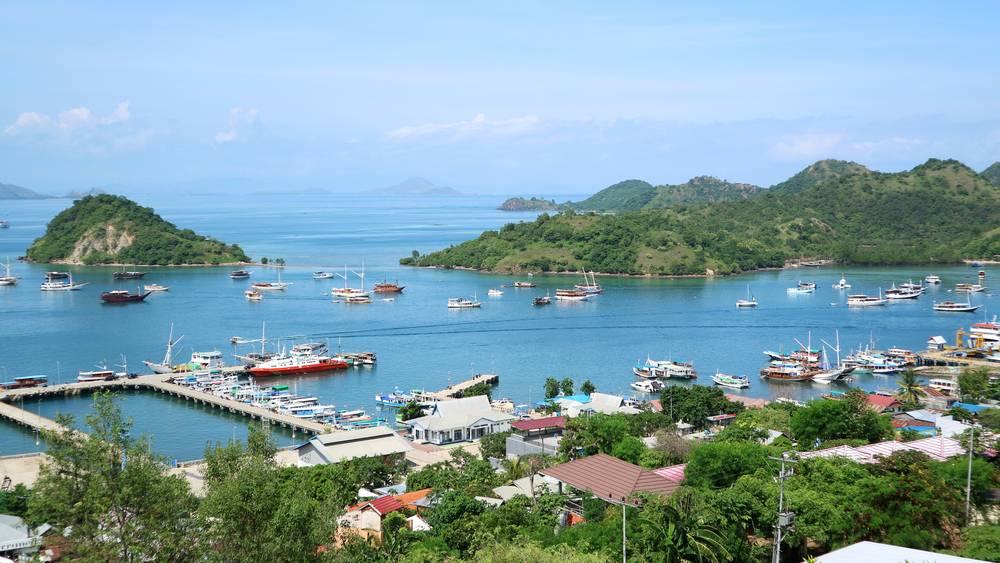 Pelabuhan Labuan Bajo