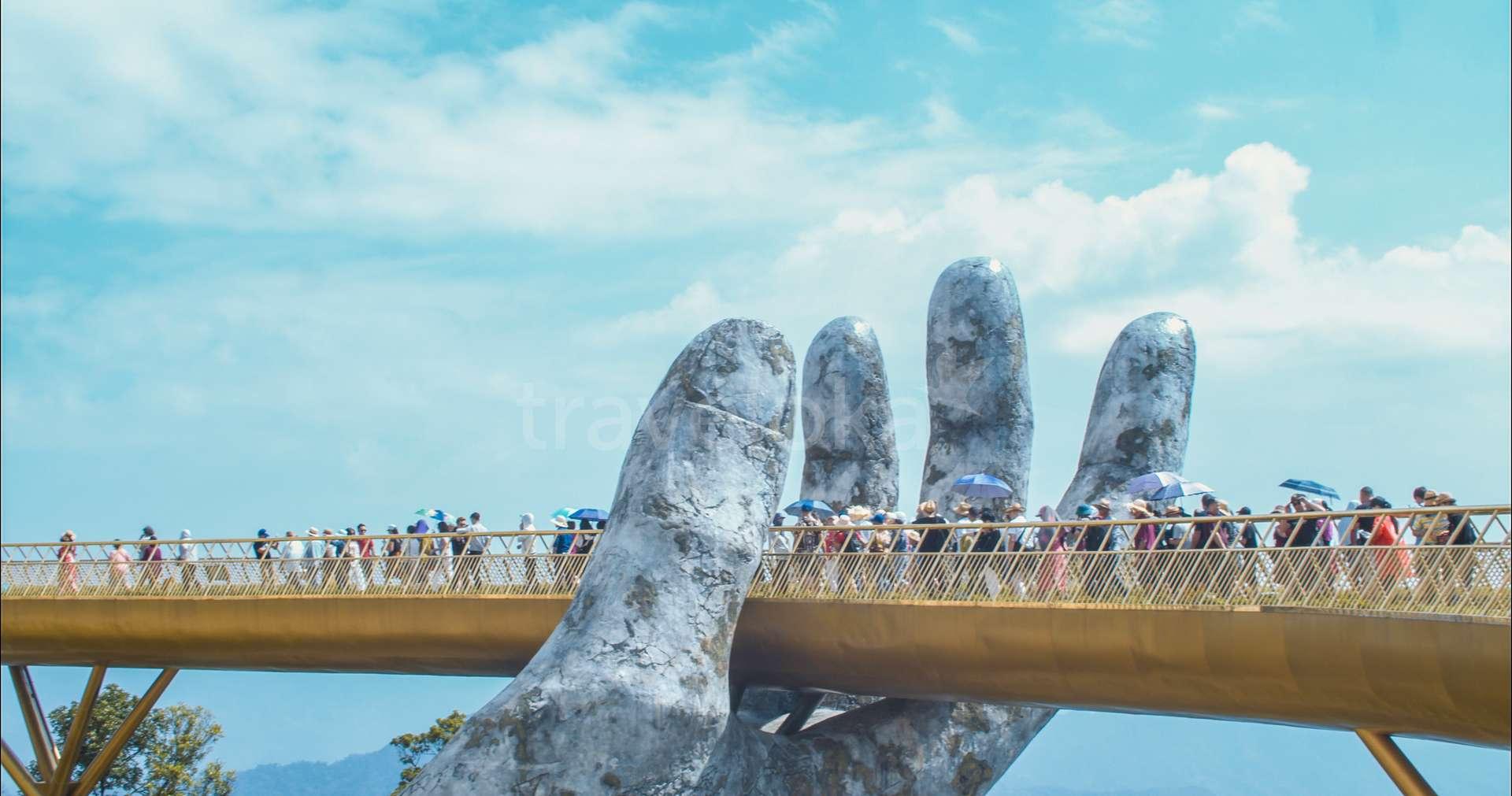 vé Bà Nà Hills Đà Nẵng