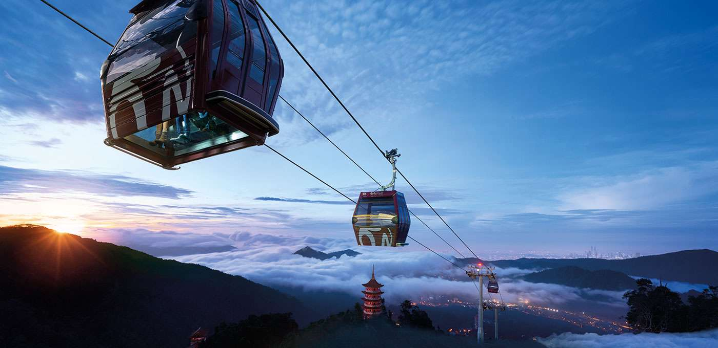 Awana Skyway Genting