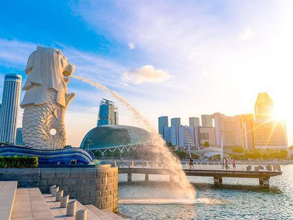 sim 4G du lịch singapore