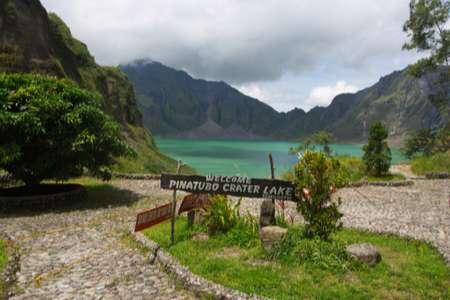Núi lửa Pinatubo