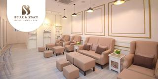 Belle & Stacy Nails + Cafe Treatments, Starts from ₱  380.00