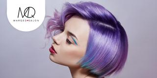 Marqed Salon Hair Treatments, Starts from ₱  600.00