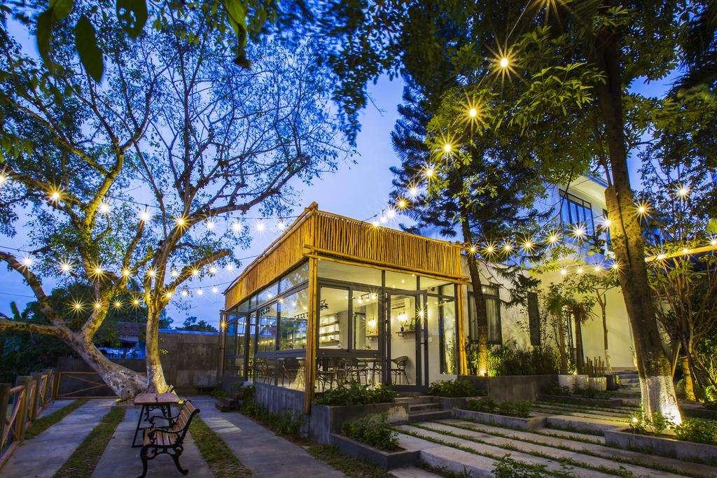 Biet thu Hue - La Paix Hue Villa