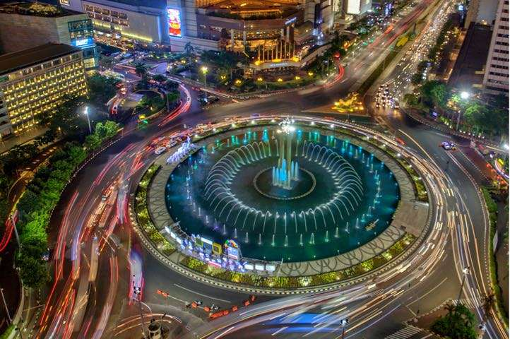 Ide staycation di Jakarta