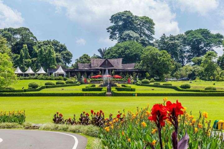 Ide staycation di Bogor
