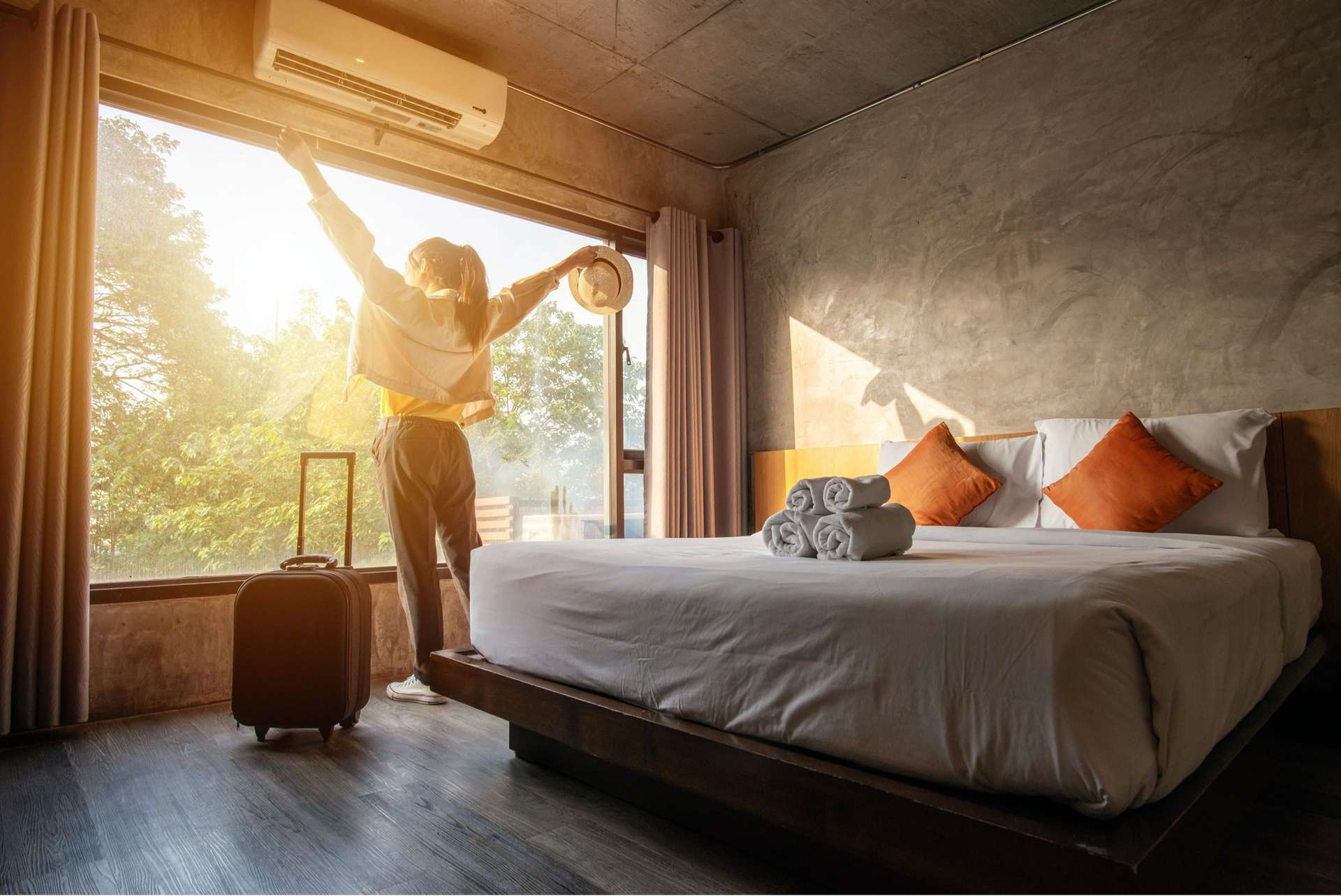 Smart Staycation dengan Online Check-in