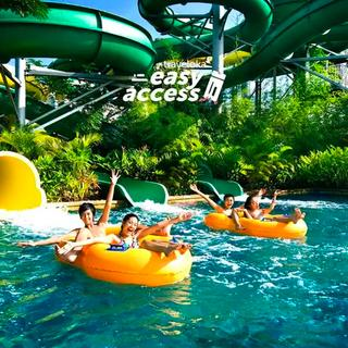 Waterbom Jakarta Tickets - Easy Access, Starts from Rp 53.000